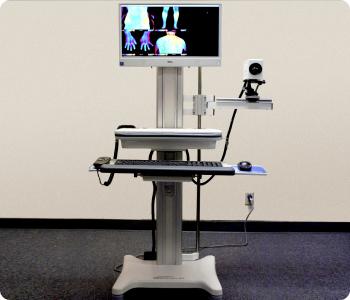 Spectron IR medical imaging workstation system ir entry system