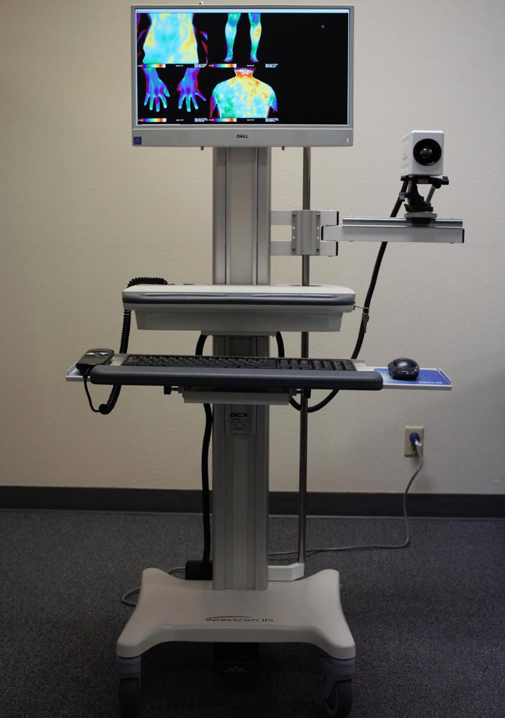 Spectron IR Medical Imaging Workstation System